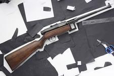 Thumbnail image of Centrefire automatic submachine gun - Star Model RU-1935