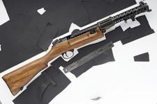 Thumbnail image of Centrefire automatic submachine gun - Lanchester Mk.I**