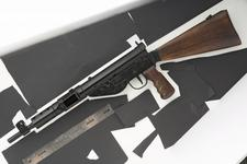 Thumbnail image of Centrefire automatic submachine gun - Sten Mk.V First production model.