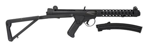 Thumbnail image of Centrefire automatic submachine gun - Sterling Mk.4 (L2A3) commercial model the very first commercial production gun