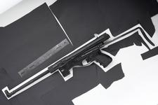 Thumbnail image of Centrefire automatic submachine gun - Vigneron M2