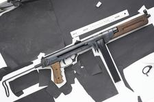 Thumbnail image of Centrefire automatic deactivated submachine gun - Dux 53