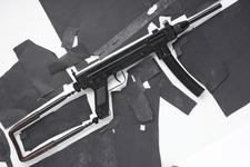 Thumbnail image of Centrefire automatic submachine gun - Madsen M53
