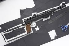Thumbnail image of Centrefire automatic submachine gun - Carl Gustav M/45B
