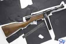 Thumbnail image of Centrefire automatic submachine gun - Suomi M/37-39