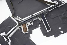Thumbnail image of Centrefire automatic submachine gun - Tikkakoski M44