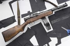 Thumbnail image of Centrefire automatic submachine gun - Degtyarev PPD 34/38