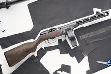 Thumbnail image of Centrefire automatic submachine gun - Shpagin PPSH41