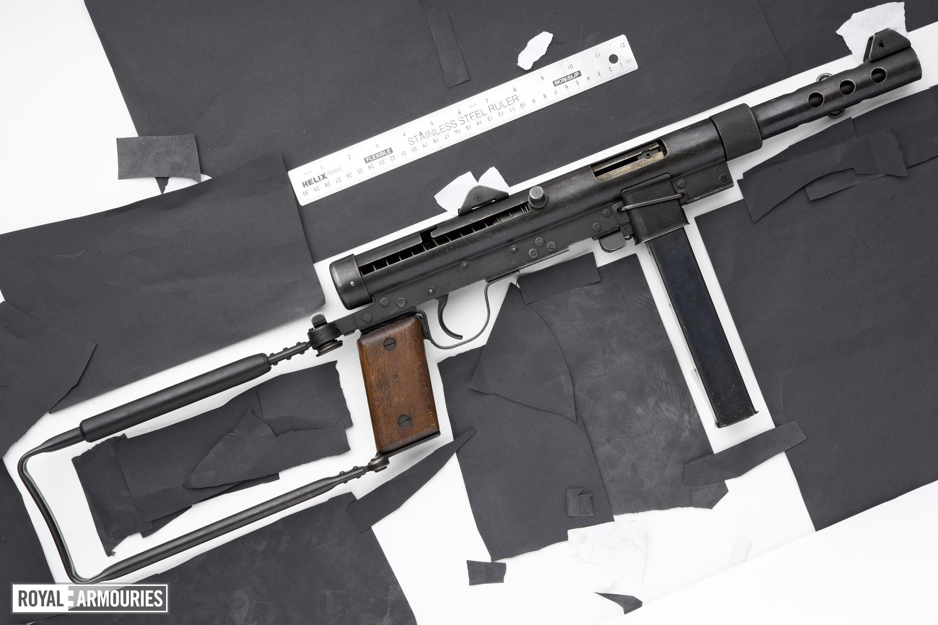 Centrefire automatic submachine gun - Port Said (Akaba)