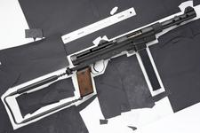 Thumbnail image of Centrefire automatic submachine gun - Port Said (Akaba) Copy of the Carl Gustav design