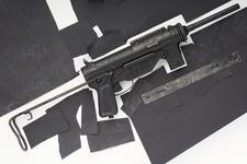 Thumbnail image of Centrefire automatic submachine gun - Type 39