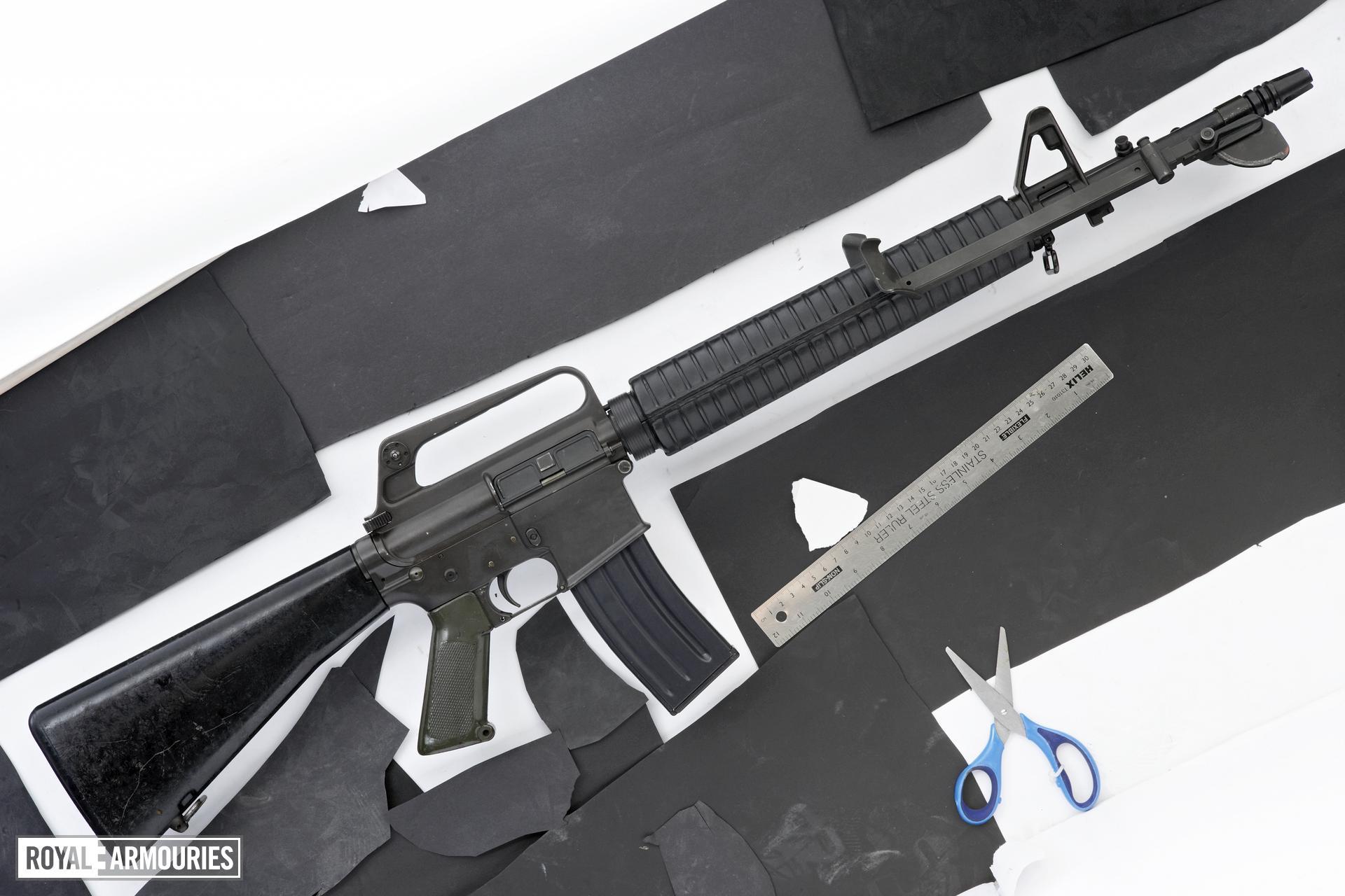 Centrefire automatic rifle - Colt Armalite AR-15 Model 01