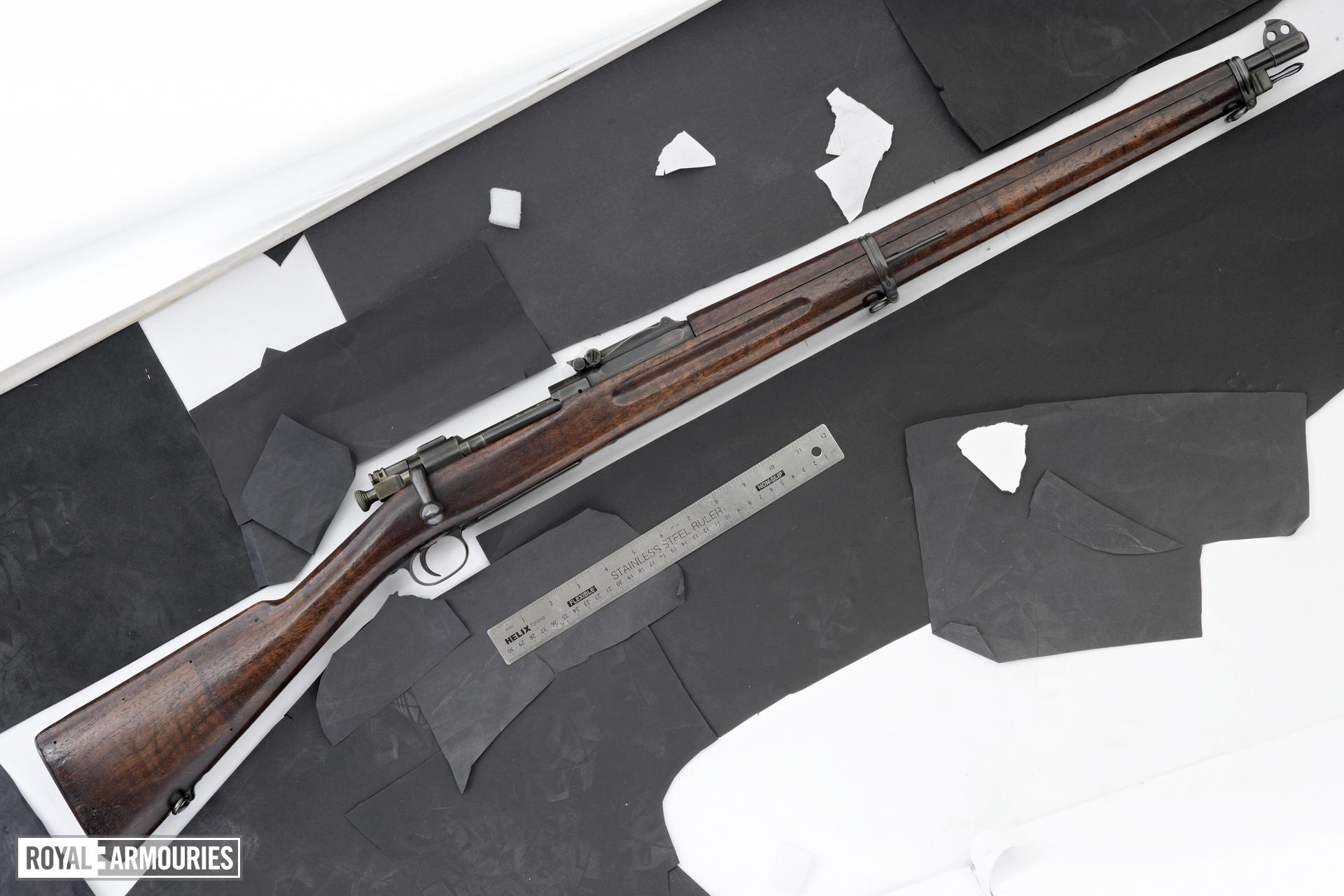 Centrefire bolt-action rifle - Springfield Model 1903