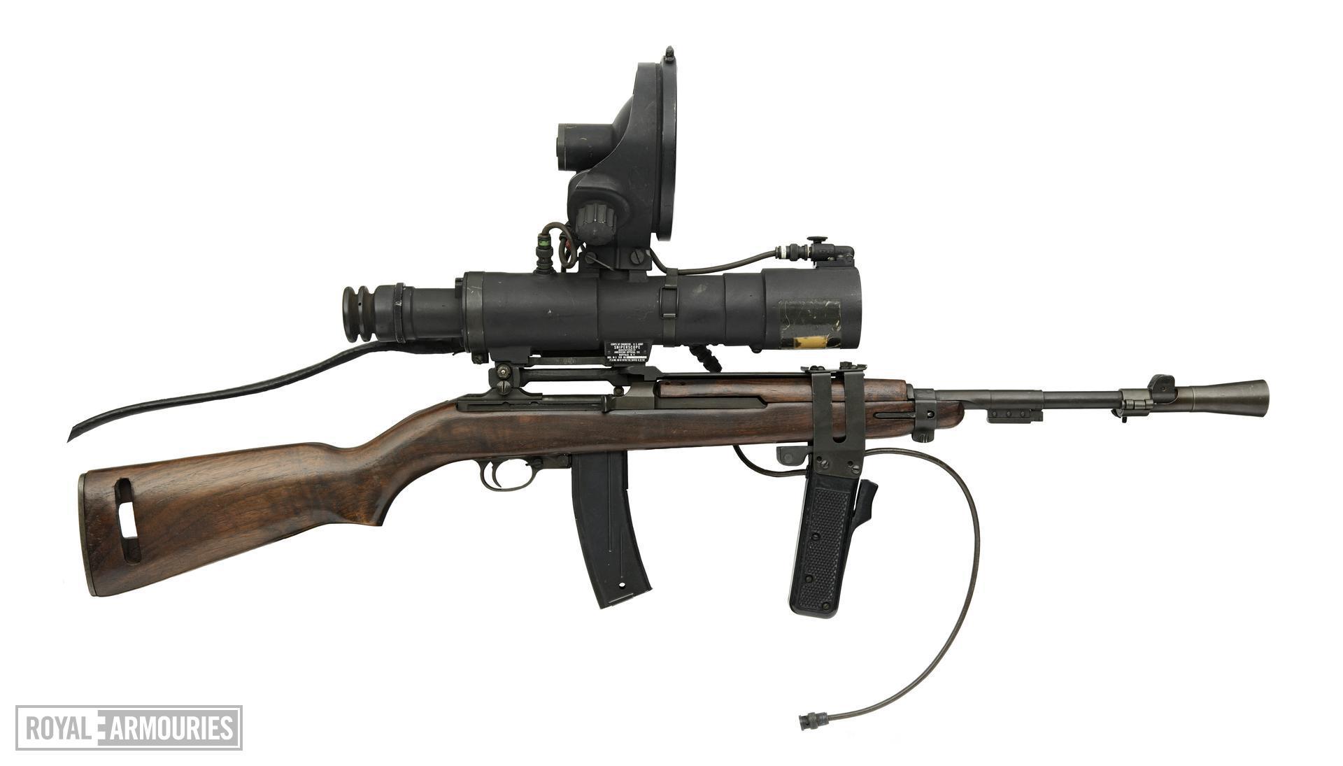 Centrefire automatic carbine - M3