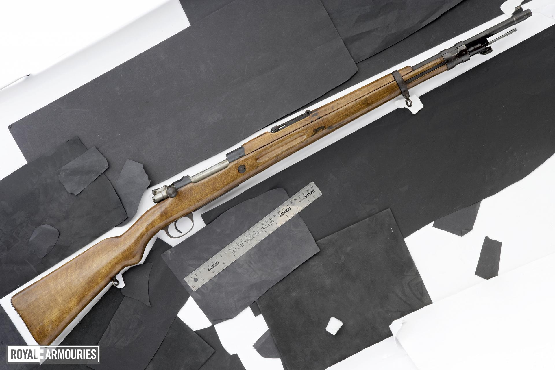Centrefire bolt-action rifle - Mauser Model 1943