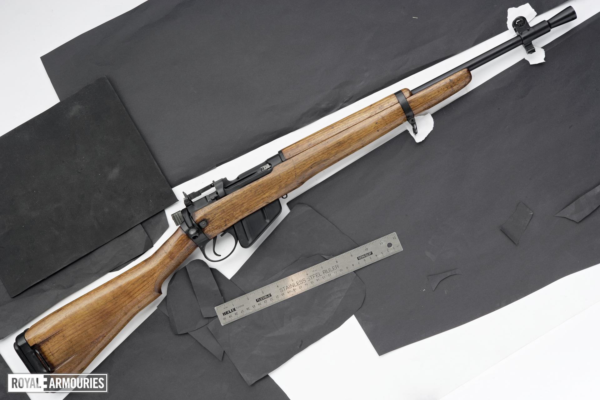 Centrefire bolt-action rifle - No.5 Mk.I