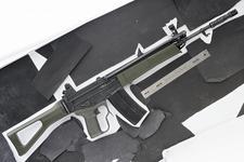 Thumbnail image of Centrefire automatic rifle - Experimental Bern WF Model SG E22 By Waffenfabrik Bern