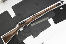 Thumbnail image of Centrefire bolt-action carbine - Schmidt-Rubin Model 1911