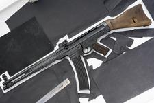Thumbnail image of Centrefire automatic rifle - Haenel Mkb42 (H)