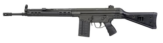 Thumbnail image of Centrefire automatic rifle - Heckler and Koch G3 By Heckler and Koch