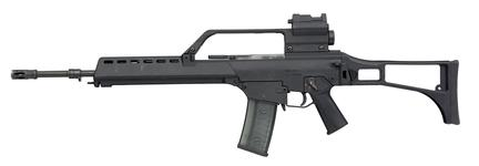 Thumbnail image of Centrefire automatic rifle - Heckler and Koch G36
