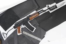 Thumbnail image of Centrefire automatic carbine - Kalashnikov KA wz.88 (AKS-74)