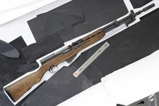Thumbnail image of Centrefire self-loading rifle - M59/66 (Simonov SKS)