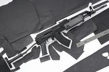 Thumbnail image of Centrefire automatic rifle - Kalashnikov AMP-69 Short model with grenade firing capacity