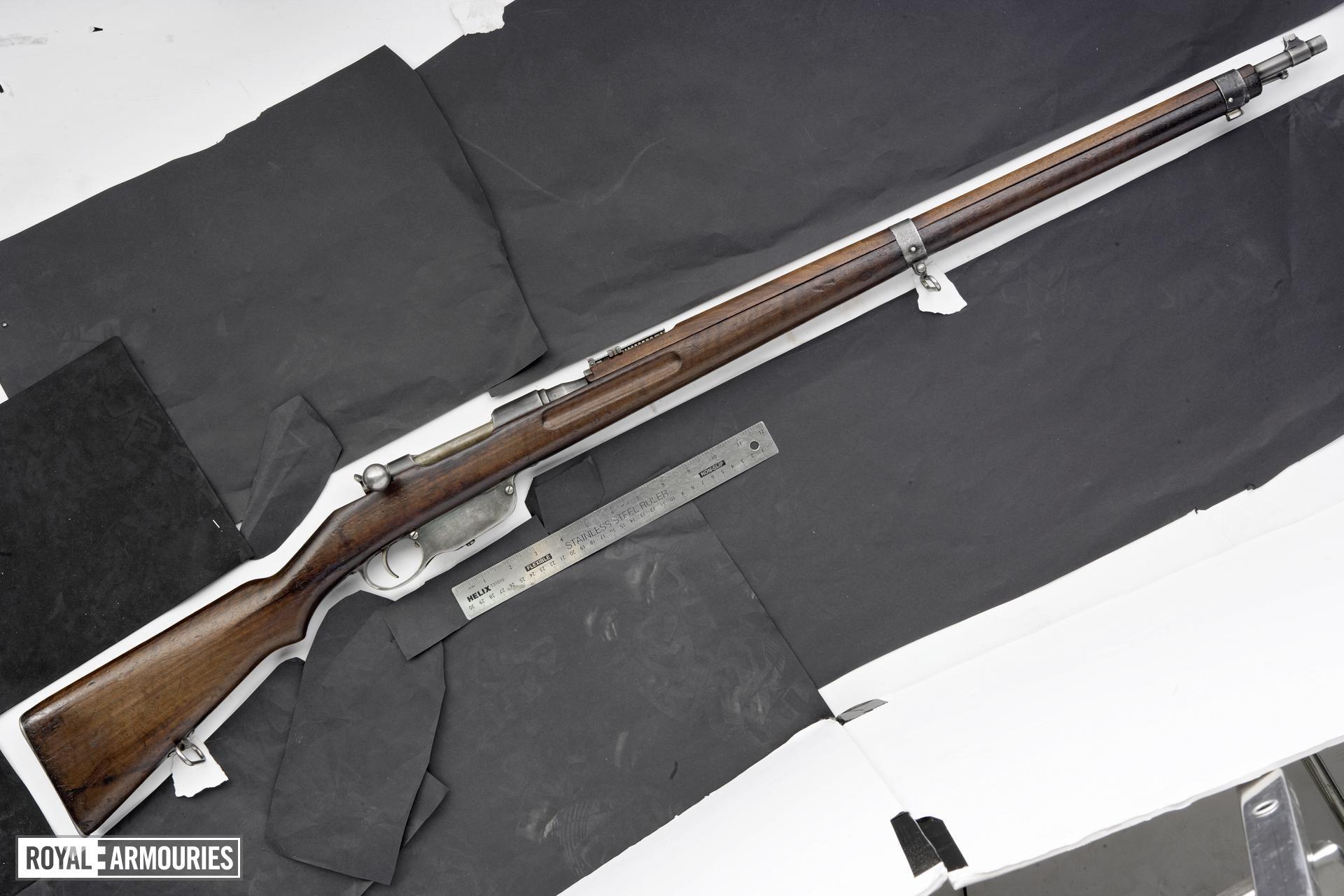 Centrefire bolt-action rifle - Mannlicher Model 1895S