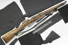 Thumbnail image of Centrefire bolt-action carbine - Mosin-Nagant Model 1907