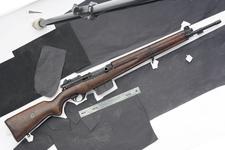 Thumbnail image of Centrefire self-loading rifle - FN SAFN Model 1949