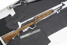 Thumbnail image of Centrefire self-loading rifle - Rasheed