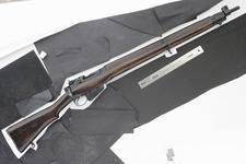 Thumbnail image of Centrefire bolt-action rifle - No.4 Mk.II Pakistan Ordnance Factories rework