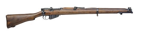 Thumbnail image of Centrefire bolt-action rifle - SMLE No.1 Mk.III*