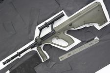 Thumbnail image of Centrefire automatic rifle - Steyr AUG F88 By Australian Defence Industries Pty Ltd