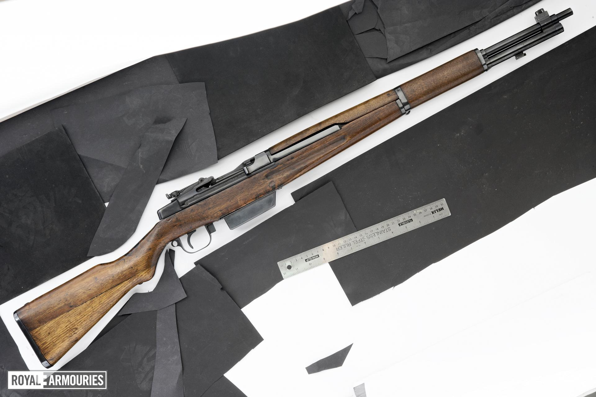 Centrefire self-loading rifle - Experimental Type 5