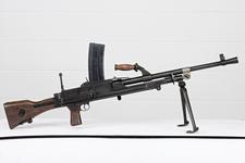 Thumbnail image of Centrefire automatic light machine gun - Experimental Bren Mk.II Produced by Canadian Arsenals.