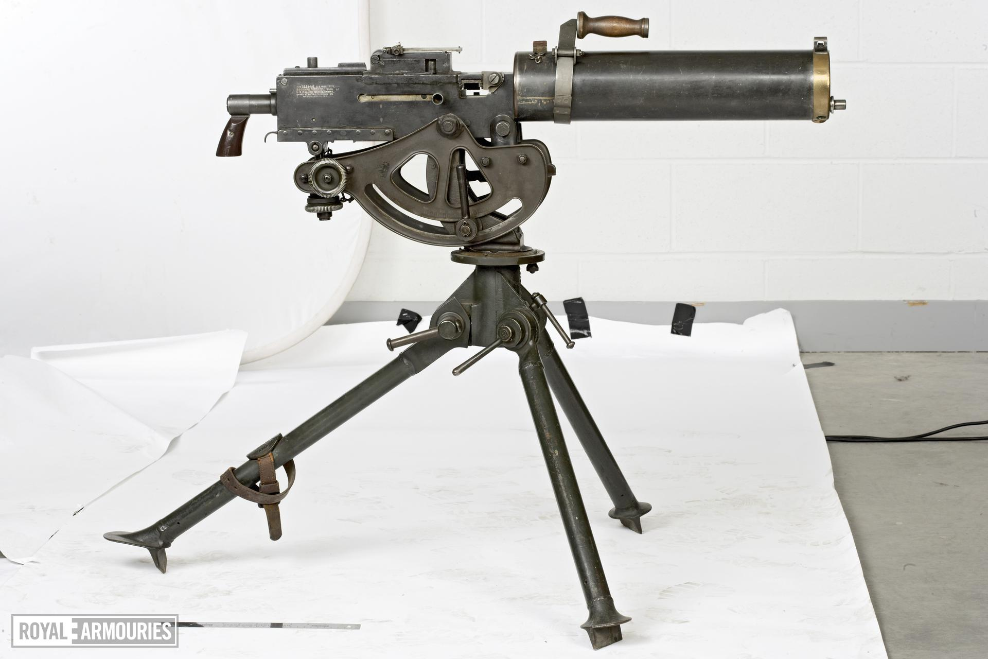 Centrefire automatic machine gun - Browning Model 1917A1