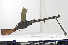 Thumbnail image of Centrefire automatic light machine gun - Madsen Model 1935