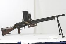 Thumbnail image of Centrefire automatic light machine gun - Chatellerault Model 1924-M29