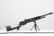 Thumbnail image of Centrefire automatic light machine gun - Hotchkiss Export model by Nagant