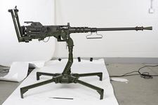 Thumbnail image of Centrefire automatic machine gun - Browning M2 HB Argentine service