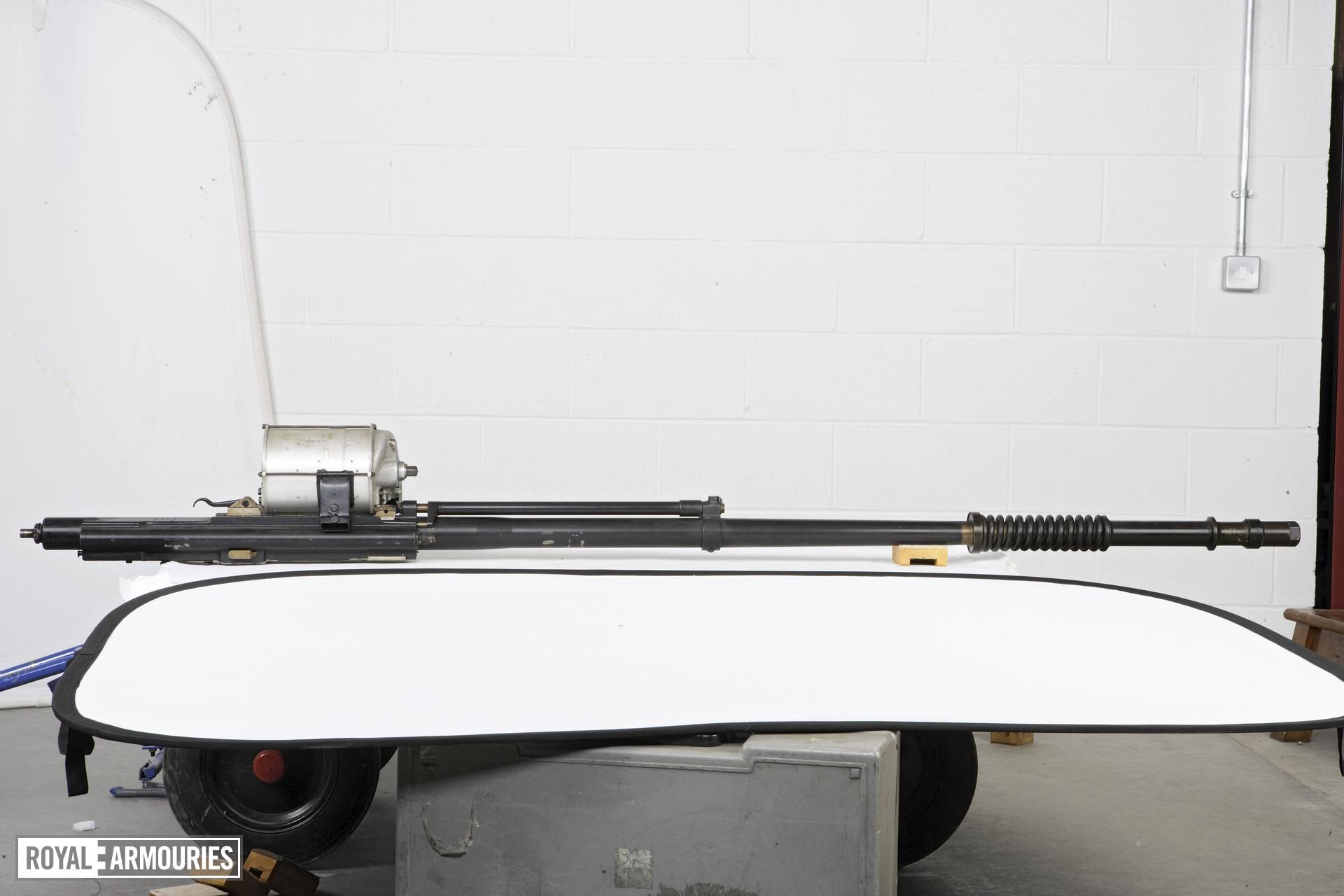 Centrefire automatic cannon - Hispano Mk.I