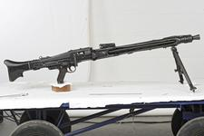 Thumbnail image of Centrefire automatic machine gun - MG42