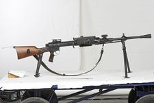 Thumbnail image of Centrefire automatic light machine gun - Breda Model 30