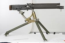 Thumbnail image of Centrefire automatic machine gun - Vickers Class C Italian model
