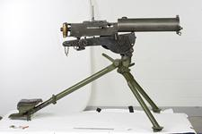 Thumbnail image of Centrefire automatic machine gun - Browning