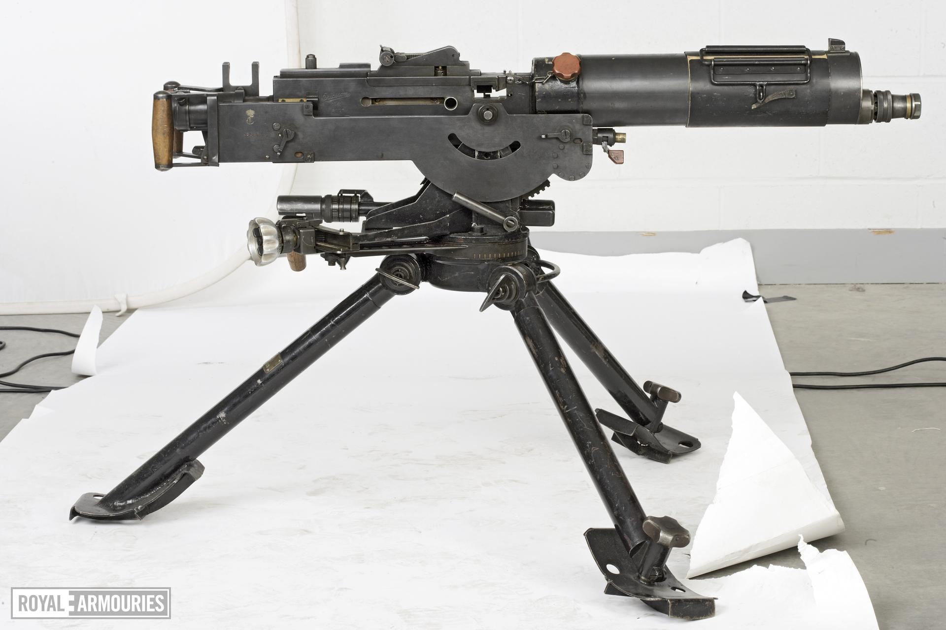 Centrefire automatic machine gun - Browning Model 1936