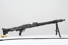 Thumbnail image of Centrefire automatic machine gun - Sarac M53