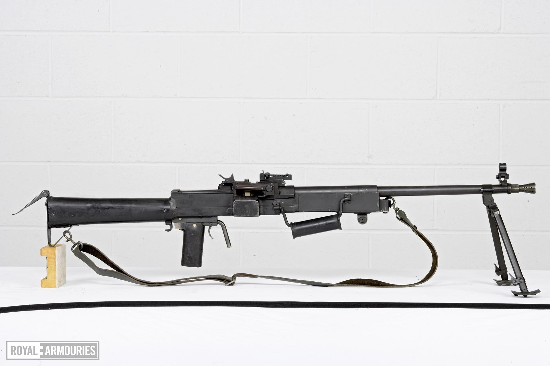 Centrefire automatic light machine gun - Valmet Model 60 Type B